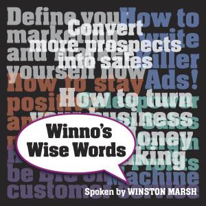 Winno's Wise Words